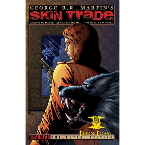 GEORGE RR MARTIN SKIN TRADE TP - Corn Coast Comics
