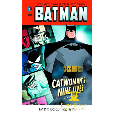 DC SUPER HEROES BATMAN YR TP CATWOMANS NINE LIVES - Corn Coast Comics