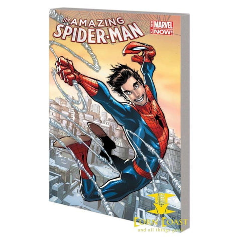 AMAZING SPIDER-MAN TP VOL 01 PARKER LUCK - Corn Coast Comics