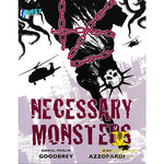 NECESSARY MONSTERS GN VOL 01 - Corn Coast Comics