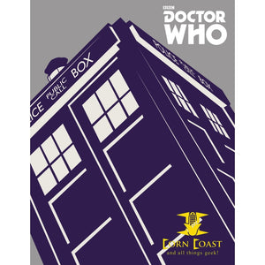 DOCTOR WHO DELUXE UNDATED DIARY - Corn Coast Comics