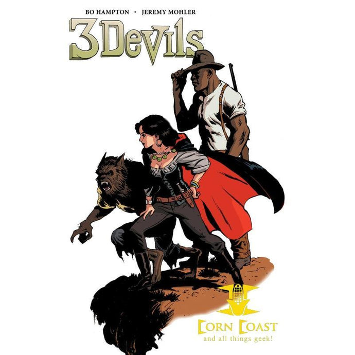 3 devils TP - Corn Coast Comics