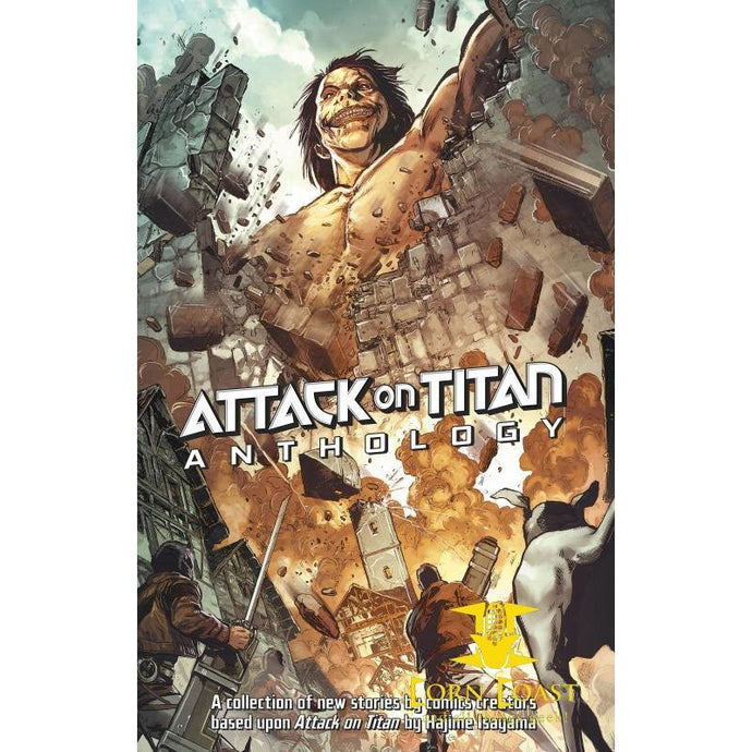 Attack On Titan Anthology PX Exclusive Edition - Corn Coast Comics