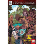 DISNEY PIRATES OF THE CARIBBEAN #2 - Corn Coast Comics