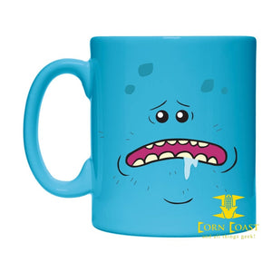 RICK AND MORTY MEESEEKS 20oz. MUG