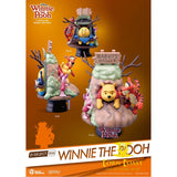 WINNIE THE POOH DS-006 D-STAGE SERIES PX 6IN STATUE - Corn Coast Comics