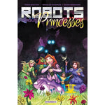 ROBOTS VS PRINCESSES TP VOL 01 - Corn Coast Comics
