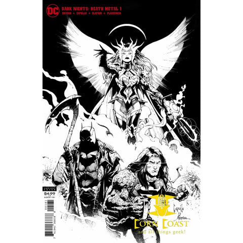 DARK NIGHTS DEATH METAL #1 (OF 6) MIDNIGHT PARTY V