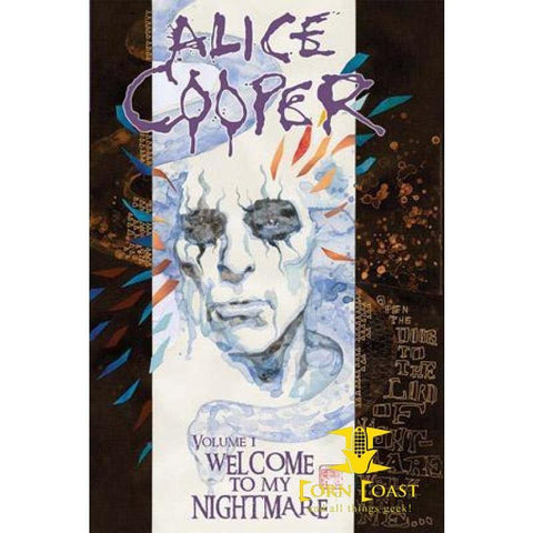 Alice Cooper vol 1 Welcome to my nightmare - Corn Coast Comics