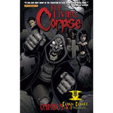 THE LIVING CORPSE OMNIBUS TPB vol 1 - Corn Coast Comics