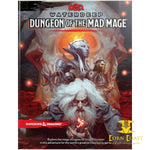 D&D Adventure Waterdeep: Dungeon Of The Mad Mage 5th - Corn Coast Comics