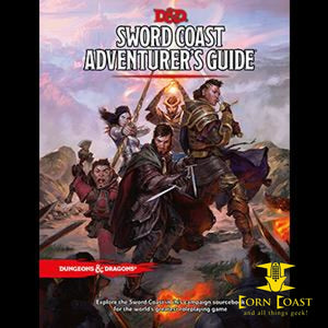 Dungeons & Dragons: Sword Coast Adventurers Guide 5th