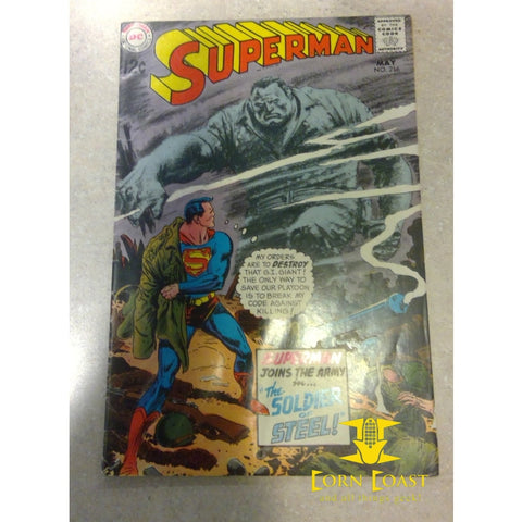 Superman (1939 1st Series) #216 FN
