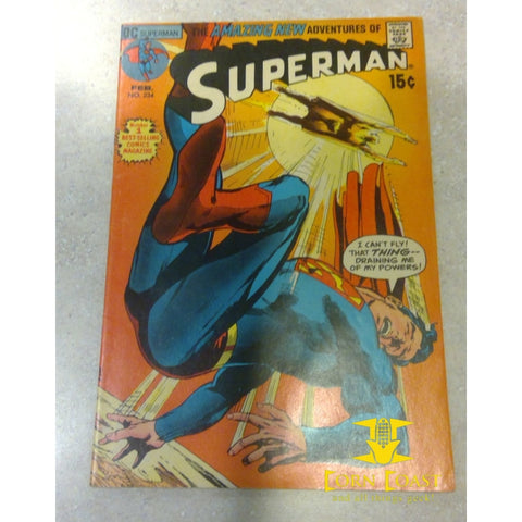 Superman (1939 1st Series) #234 NM