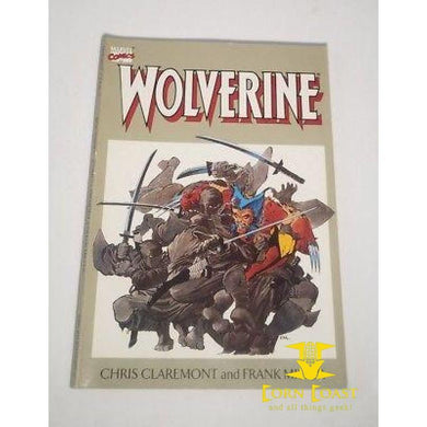 1992 WOLVERINE #1-4 by Chris Claremont & Frank Miller Marvel 5th Ed TP