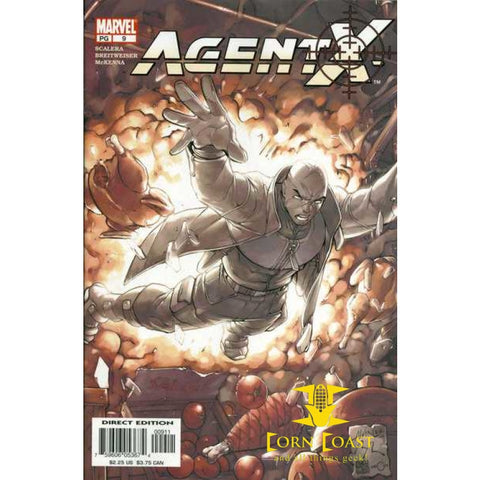Agent X #9 NM - Back Issues