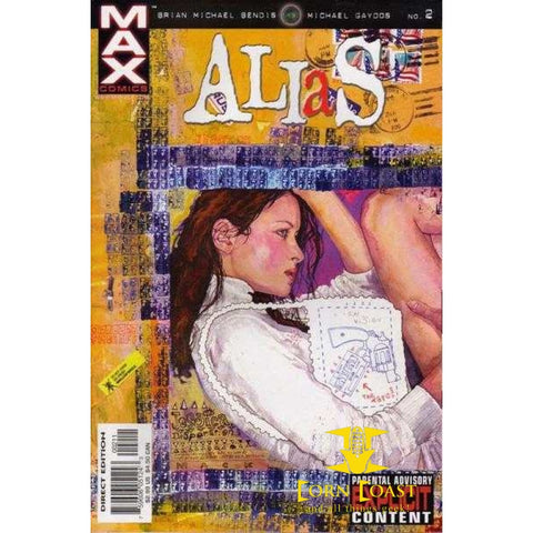 Alias #2 - Back Issues