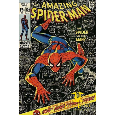 Amazing Spider-Man #100 - Back Issues