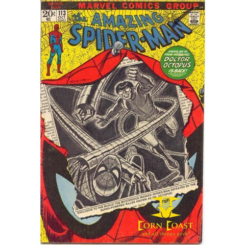 Amazing Spider-Man #113 - Back Issues