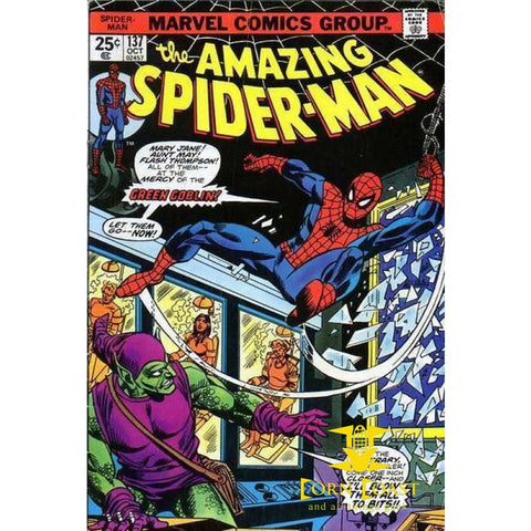 Amazing Spider-Man #137 - Back Issues