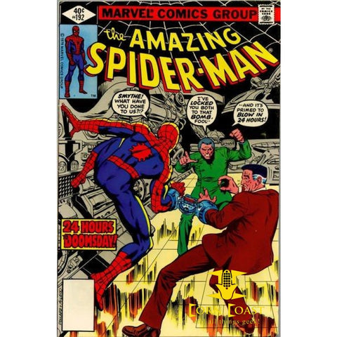 Amazing Spider-Man #192 - Back Issues