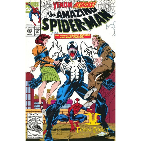 Amazing Spider-Man #374 - Back Issues