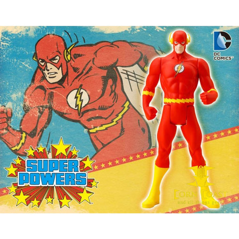 DC UNIVERSE THE FLASH CLASSIC COSTUME ARTFX+ STATUE - Corn Coast Comics