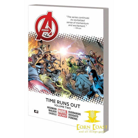 AVENGERS TIME RUNS OUT TP VOL 02 - Books-Graphic Novels