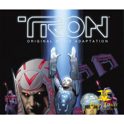 TRON: ORIGINAL MOVIE ADAPTATION GN-TPB (GRAPHIC NOVEL) - Corn Coast Comics