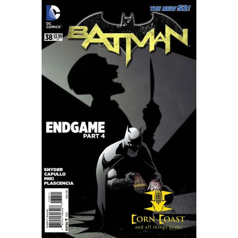 Batman #38 (New 52) - New Comics