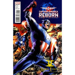 Captain America: Reborn #1 NM - Back Issues