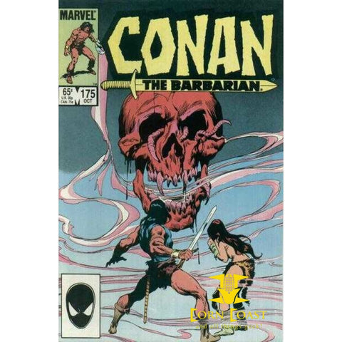 Conan the Barbarian #175 NM - New Comics