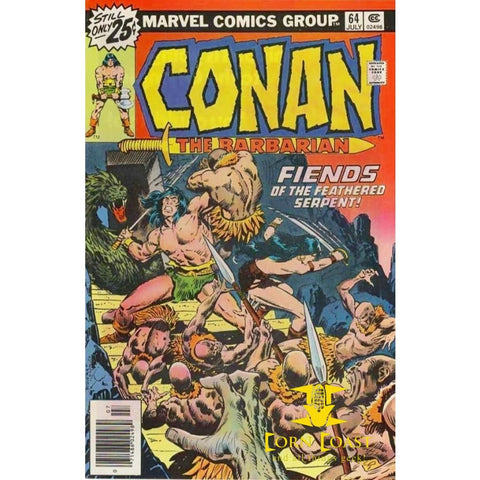 Conan the Barbarian #64 - Back Issues