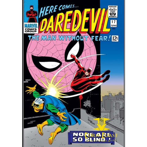 Daredevil #17 PR - Back Issues