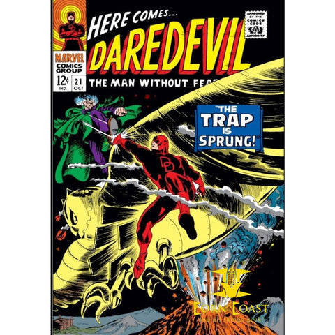 Daredevil #21 VG - Back Issues