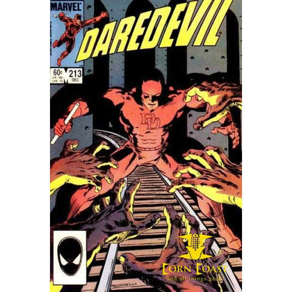 Daredevil #213 NM - Back Issues