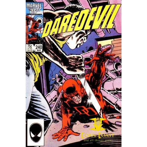 Daredevil #240 - Back Issues