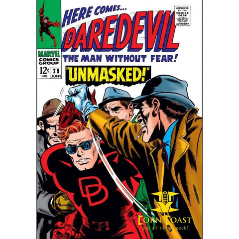 Daredevil #29 FN - Back Issues