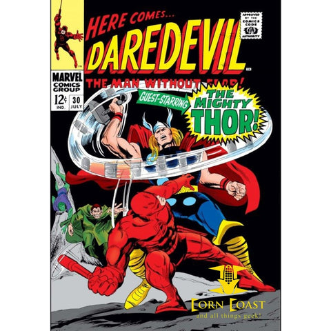 Daredevil #30 FN - Back Issues