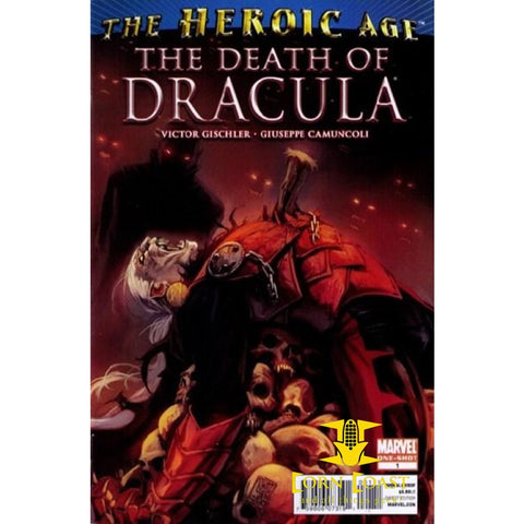 Death of Dracula (2010 Marvel) #1A VF-NM - Back Issues
