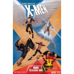 X-men Season One Hardcover - Corn Coast Comics