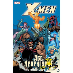 X-Men Age of Apocalypse The Complete Epic Vol. 2 TPB - Corn Coast Comics