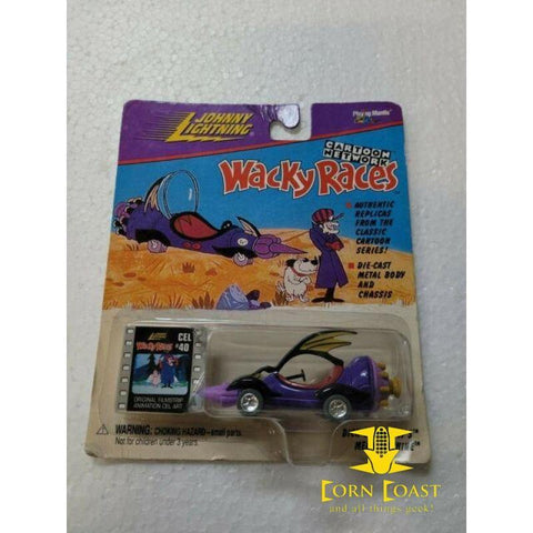 Dick Dastardly's Mean Machine Johnny Lightning Wacky Races