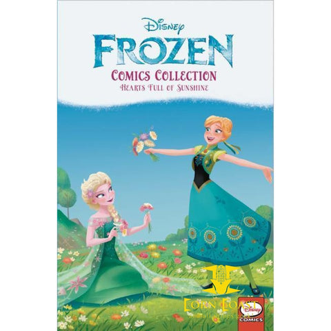 Disney Frozen Comics Coll Hearts Full of Sunshine TP -