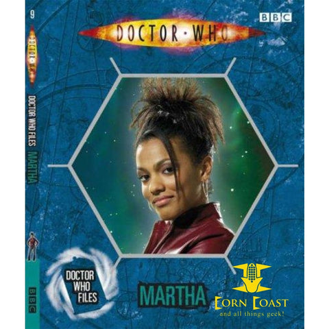 Doctor Who Files: Martha by BBC Books - Books-Graphic Novels