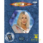 Doctor Who Files: Rose by BBC Books - Books-Graphic Novels