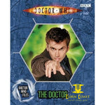 Doctor Who Files: The Doctor by BBC Books - Books-Graphic