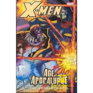 X-Men Age of Apocalypse The Complete Epic Vol. 4 TPB - Corn Coast Comics
