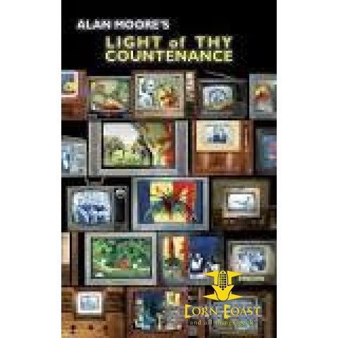 Alan Moore's Light of Thy Countenance - Corn Coast Comics
