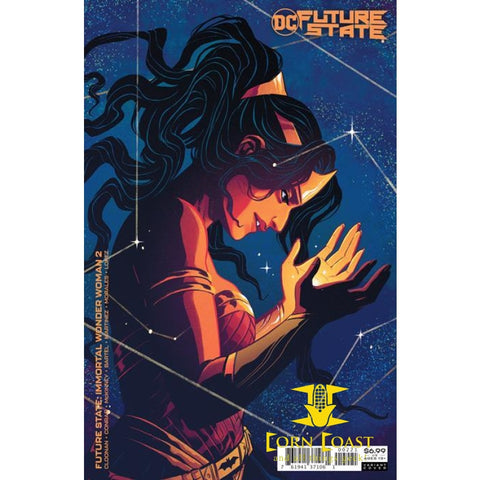 FUTURE STATE IMMORTAL WONDER WOMAN #2 (OF 2) CVR B BECKY
